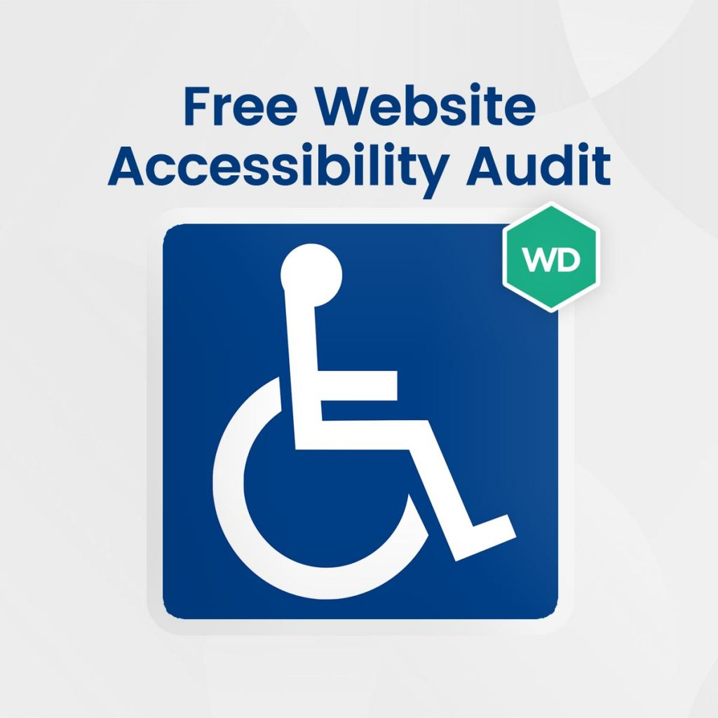 Free Website Accessibility Audit